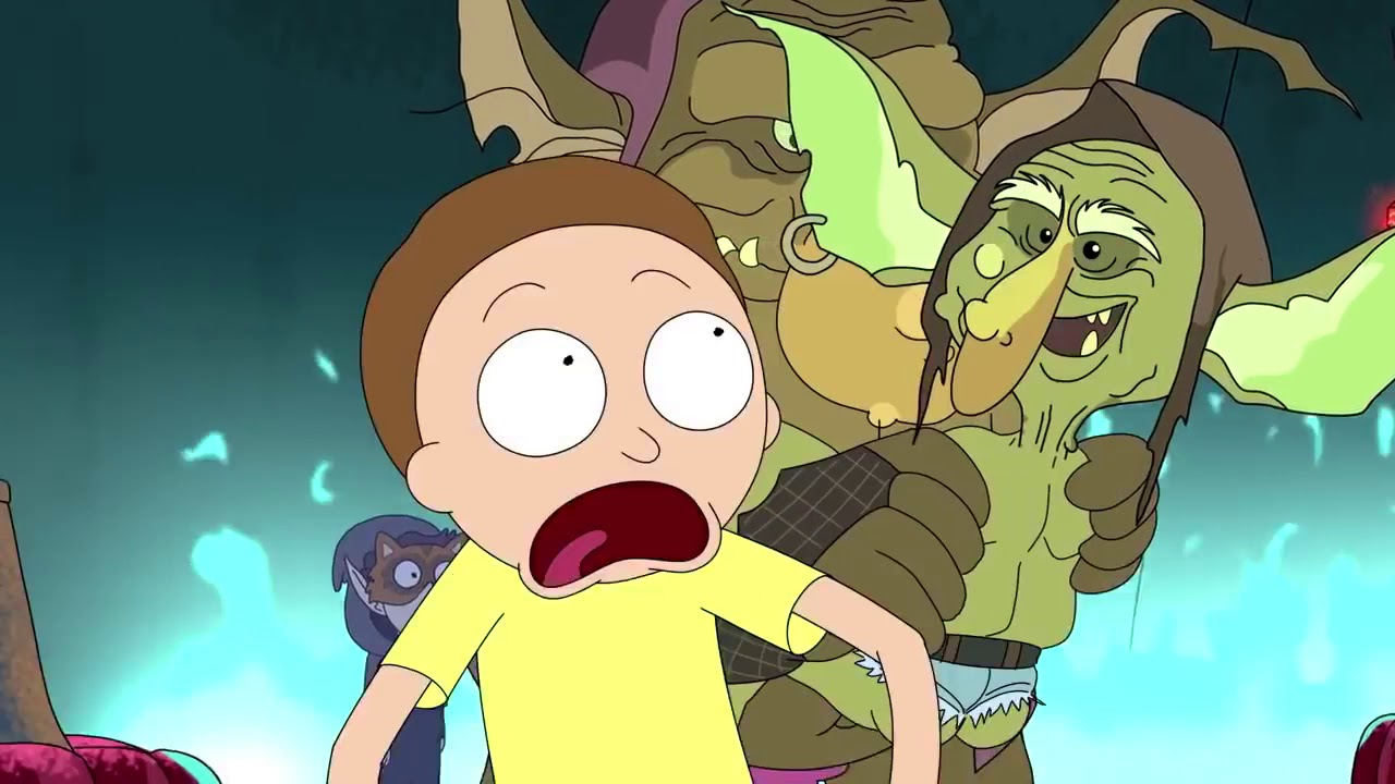 Rick and Morty - Season 1 Extended Promo