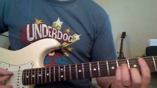 Gambar cover 3 Doors Down - Kryptonite - GUITAR LESSON Part 1