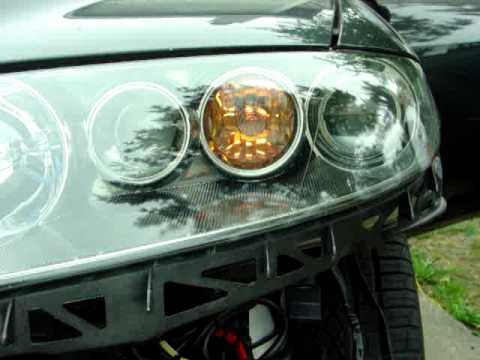 Mazda 6 front turn signal lamp mod.MPG