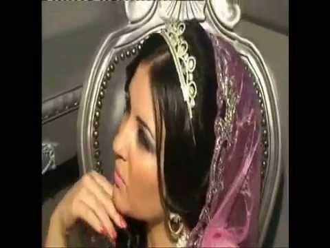 Negafa Orleans Ziana Orleans Madame El Baraka Nekacha Henne Chignon Oriental Maquillage Libanis Youtube