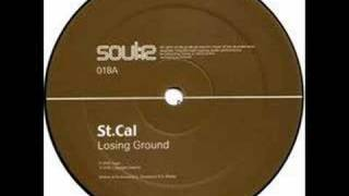 St. Cal  - Losing Ground / Henshaw Dub   Drum n Bass