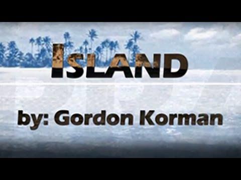 Island  By Gordon Korman Presentation