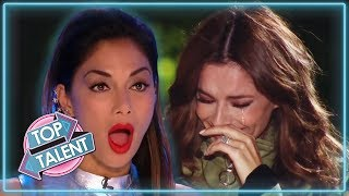 WORST and FUNNIEST Auditions on Got Talent, X Factor and Idols | Top Talent