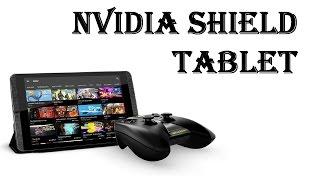 NVIDIA Shield Tablet лучший планшет на халяву распаковка посылки | unboxing