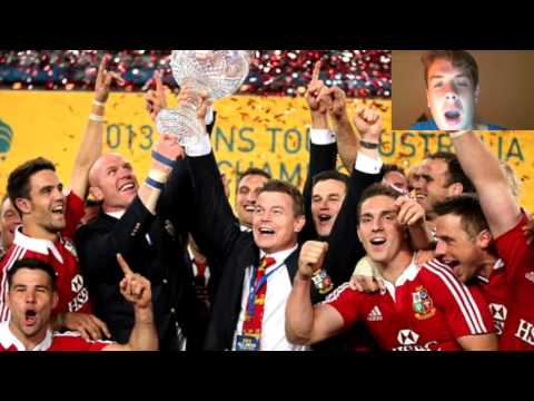 British and Irish Lions Official Squad Announcement Reaction and Discussion