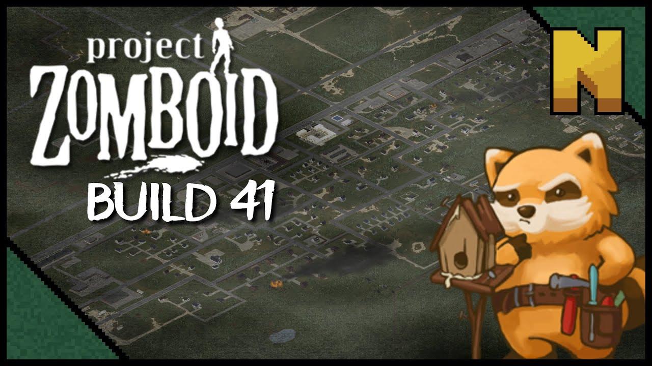Project Zomboid Build 20   Multiplayer Splitscreen