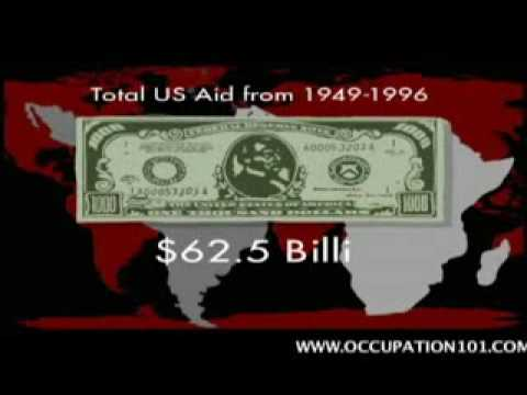 Financial Aid To Israel from American Taxpayers