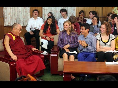 The XIV Dalai Lama : Project Happiness