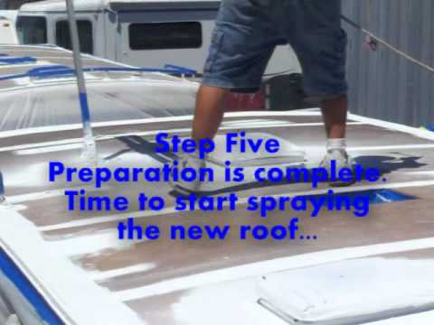 How To Replace Your Rv Roof By The Rv Roof Experts Video