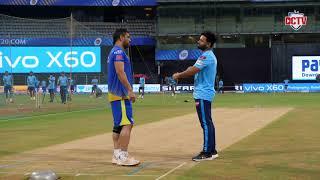 Interacting with Chennai Super Kings   IPL 2021