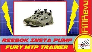 Reebok InstaPump Fury MTP Trainer