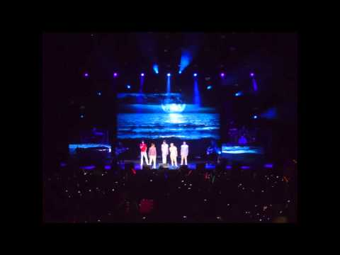 Truly, Madly, Deeply - One Direction (Empty Arena)