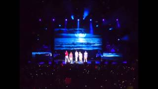 Truly Madly Deeply One Direction Empty Arena