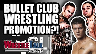 Bullet Club, Chris Jericho & JR Starting NEW WRESTLING COMPANY?! | WrestleTalk News Oct. 2018