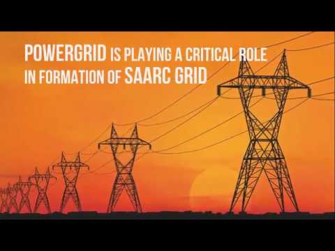 Corporate Film presentation for PowerGrid