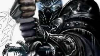 Lich King - Speed paint