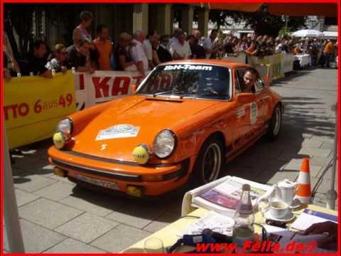 Oldtimer Rallye Bad Kissingen 22.05.2010 Kurpark Hotel ...