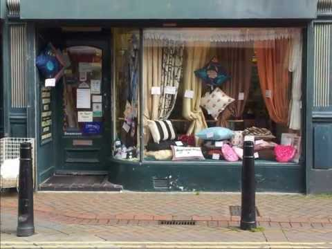 3288 - Home Furnishings and Fabrics Business For Sale in Holyhead, Anglesey, Wales