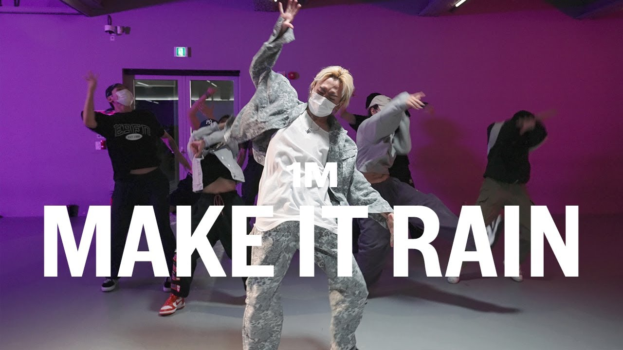 Pop Smoke - Make It Rain ft. Rowdy Rebel / Woomin Jang Choreography