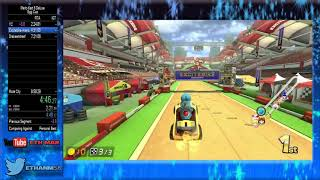 MK8 Deluxe Egg Cup No Items 150cc (9:45)