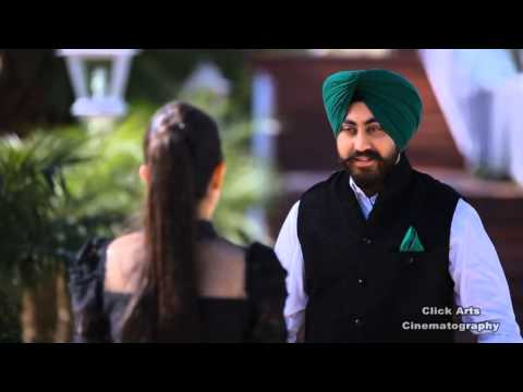 Karandeep & Harleen Pre Wedding Shoot & Edited by Gurjinder Singh