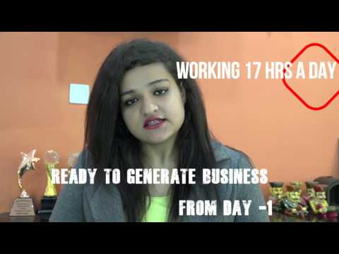 VIDEO CV SUPREETI, TAXILA BUSINESS SCHOOL