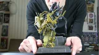 Aliens: Colonial Marines Collectors edition UNBOXING (XBOX360)