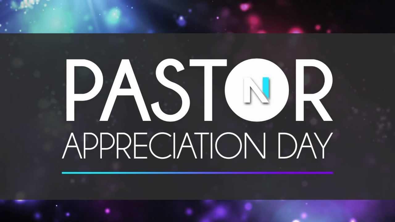 Pastor Appreciation Day 2012 - YouTube