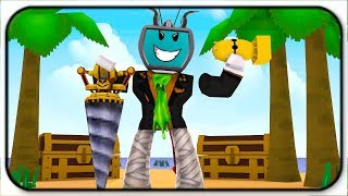 How Powerful Are The Nuke And The Drill Roblox Treasure Hunt Simulator