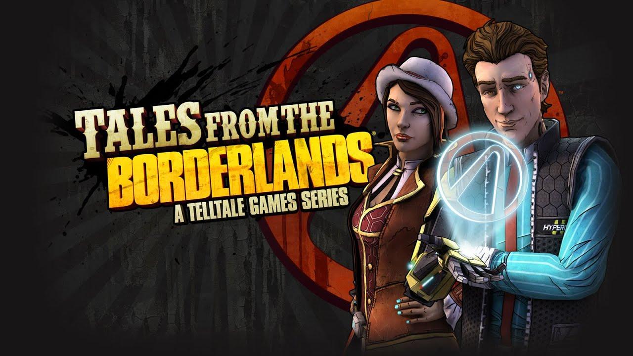 Премьерный трейлер Tales from the Borderlands [Перевод PlayGround****]