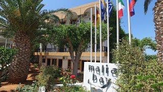 Malia Bay Beach Hotel in Crete