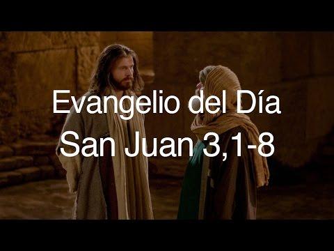 Evangelio del Día por Mons. José Luis Escobar Alas