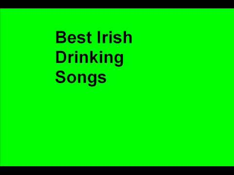 best irish drinking songs - those were the days