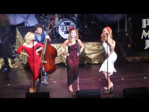 Postmodern Jukebox - All About That Bass (Haley Reinhart/Casey Abrams/Morgan James/Ariana Savalas)