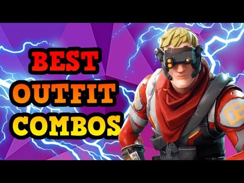 Best Outfit Combinations For Circuit Breaker! - Fortnite Skins