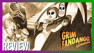 Grim Fandango Remastered PC Game Review | Classic Adventure Game