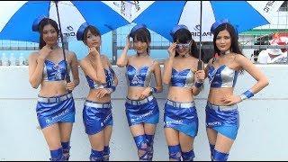 2017年7月22日~23日に宮城県 スポーツランドSUGOで開催されたスーパーG...