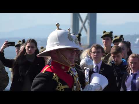 HM Royal Marines Band - World In Union/I Vow To Thee