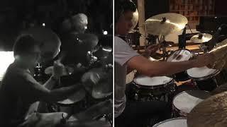 Vinnie Colaiuta At The Baked Potato Part 1 (Drum Transcription)