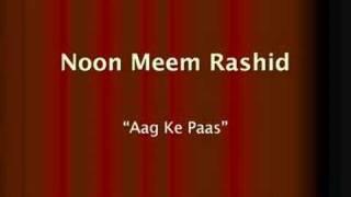 """Noon Meem Rashid - """"Aag Ke Paas"""""""