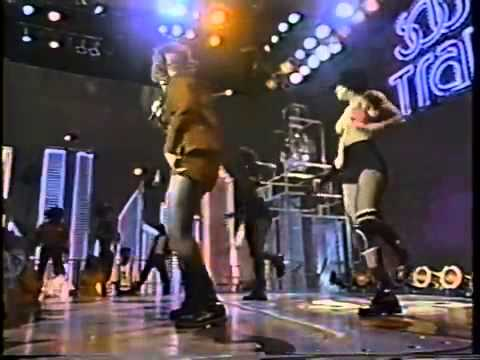 Mary J Blige Real Love Soul Train Recoeded in December 26 1992