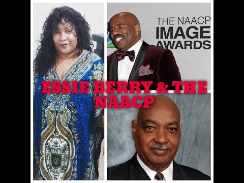 Essie Berry, Steve Harvey & The NAACP in Geneva's Closett