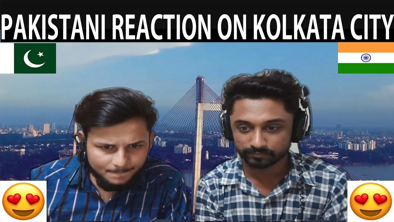 Pakistani Reaction On Kolkata City Tour Youve Never Seen Before Aa Reactions