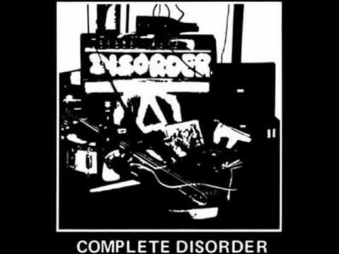 Disorder - Todays World