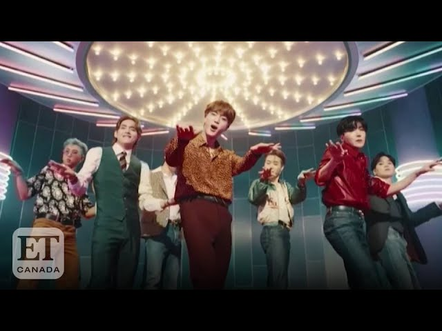 BTS On Success Of 'Dynamite'