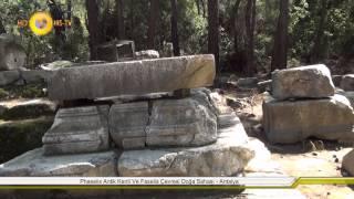 Gambar cover Phaselis Antik Kenti Ve Faselis Çevresi Doğa Sahası - Antalya