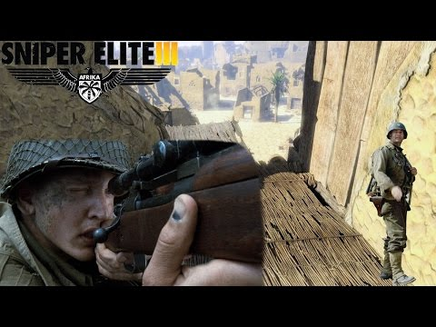 Sniper Elite 3 - Saving Private Ryan