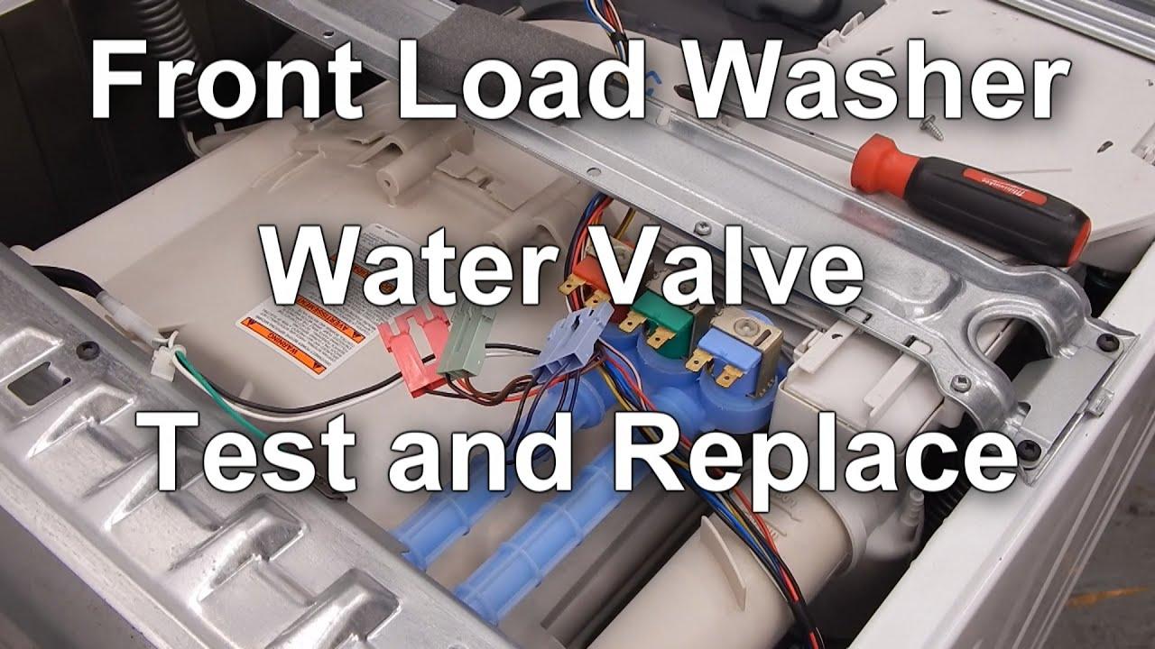 Whirlpool Washing Machine Front Load Error Code F8 E3 - How