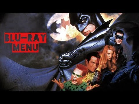 Download HAPPY 25th ANNIVERSARY! BATMAN FOREVER (1995) BLU-RAY MENU / OPENING STUDIO LOGOS! (6/16/20)