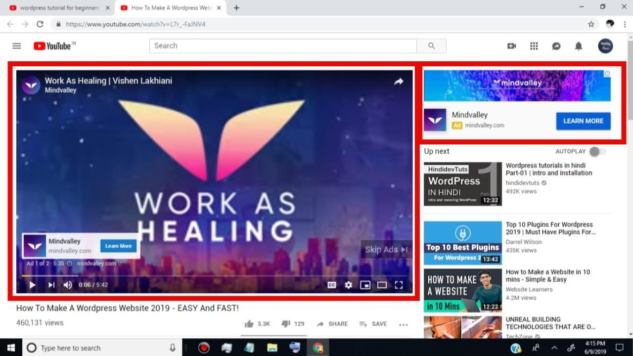 How To Block Ads On Youtube Chrome Desktop Youtube